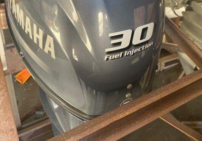 Yamaha F30LA